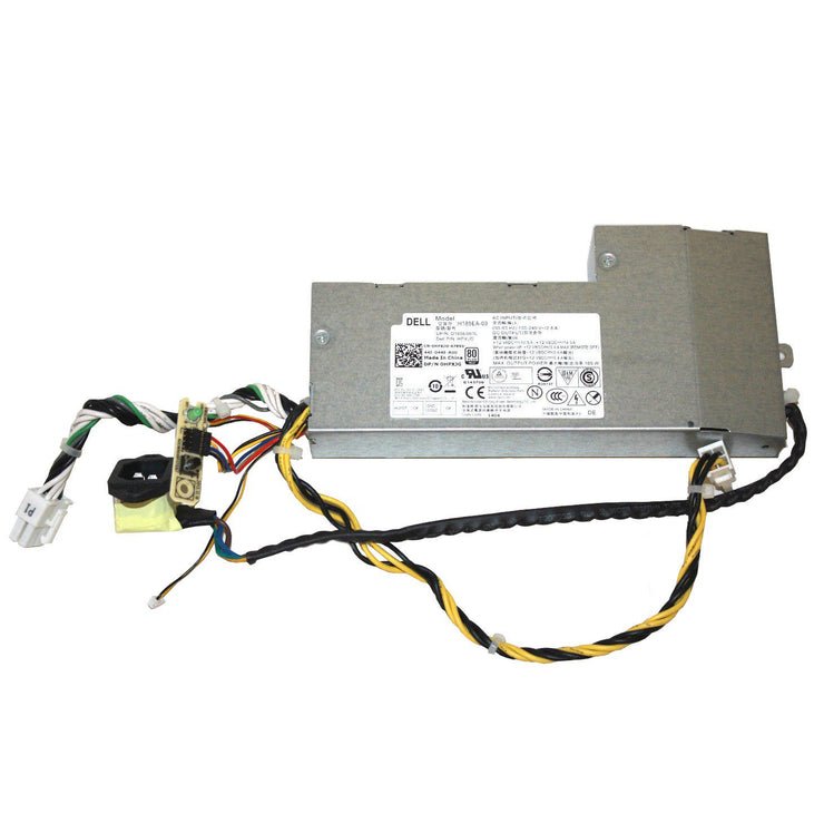 Dell Inspiron 23 5348 AIO Power Supply PSU 185W HPXJG 0HPXJG H185EA-00