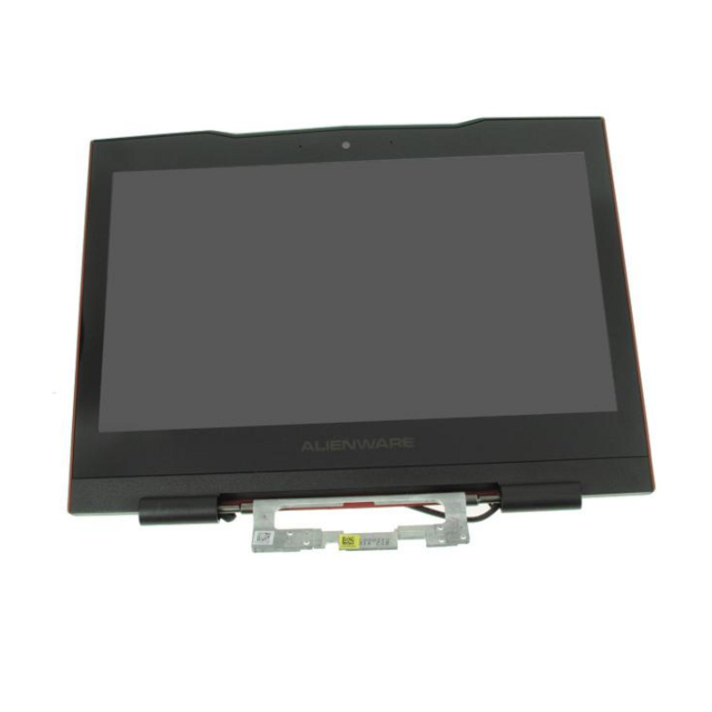 New RED - Dell OEM Alienware M11xR2 M11xR3 LCD Screen Display Complete Assembly - 4MN3F