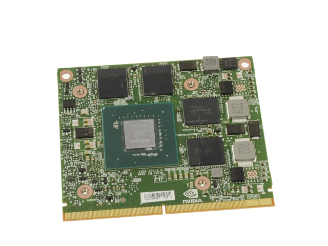 Dell OEM Precision 15 (7510) Nvidia Quadro M2000M 4GB Video Graphics Card - 51FCV