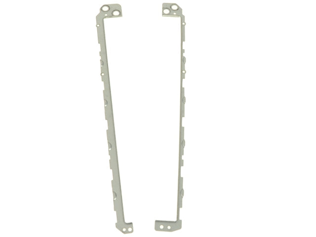 Dell OEM Inspiron 15 (5547 / 5548) LCD Mounting Rails Support Brackets - No TS w/ 1 Year Warranty