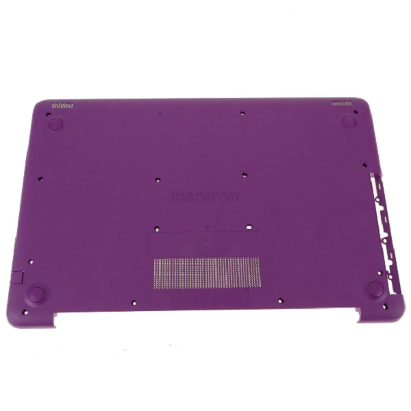For Dell OEM Inspiron 15 (5567) Bottom Base Cover Assembly - Purple - 6X3YG