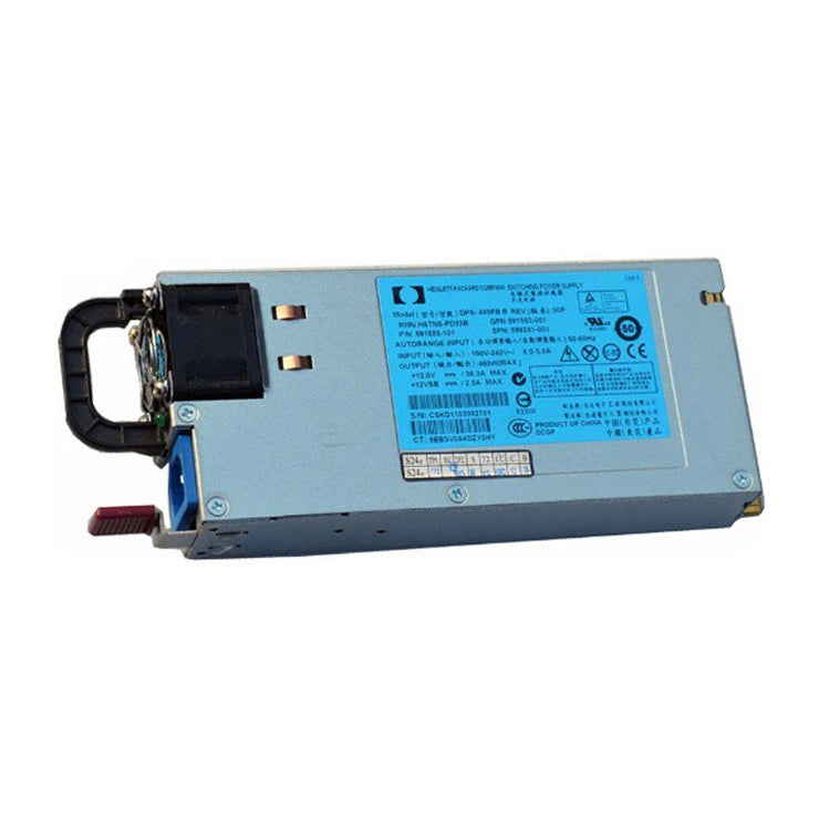HP ProLiant G6/G7 DL160 DL380 460W Power Supply 591553-001 593188-B21 PSU