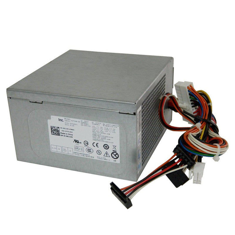 Dell 61J2N 061J2N 275W Power Supply for Optiplex 7010 9010 Mini Tower H275AM-00