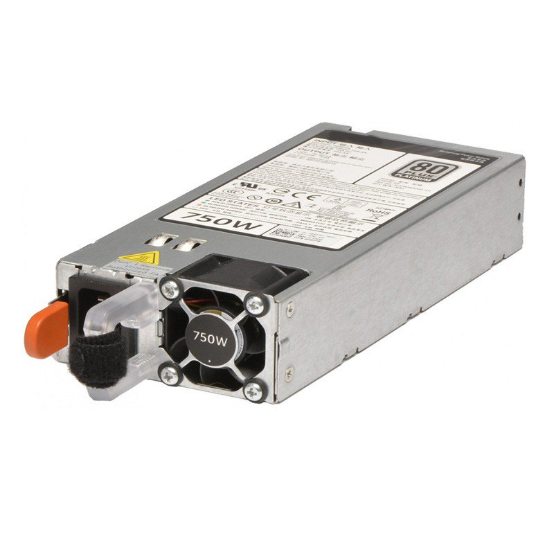 Dell 750W 05NF18 D750E-S1 Redundant Power Supply PowerEdge R520 R620 R720 R720XD R820 T320 T420 T620