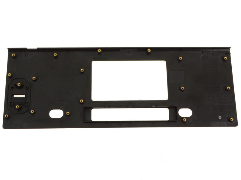 For Dell OEM Latitude 14 Rugged Extreme (7404 / 7414) Plastic Palmrest Overlay with Swipe FP Cut-out