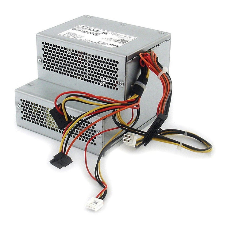 Dell Optiplex 760 780 960 DT 255W Power Supply 0RM110 H255E-01