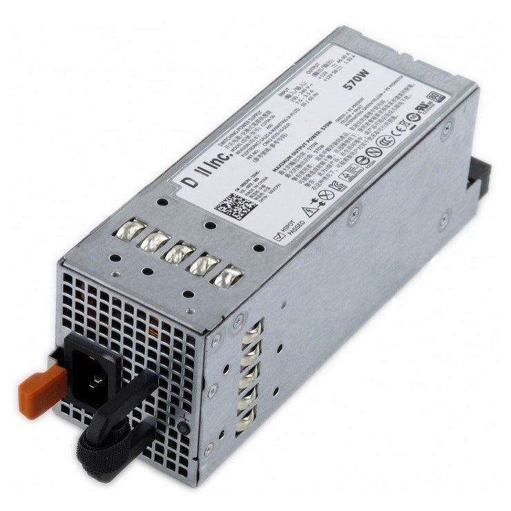 Dell RXCPH PowerEdge R710 T610 570W Power Supply PSU C570A-S0