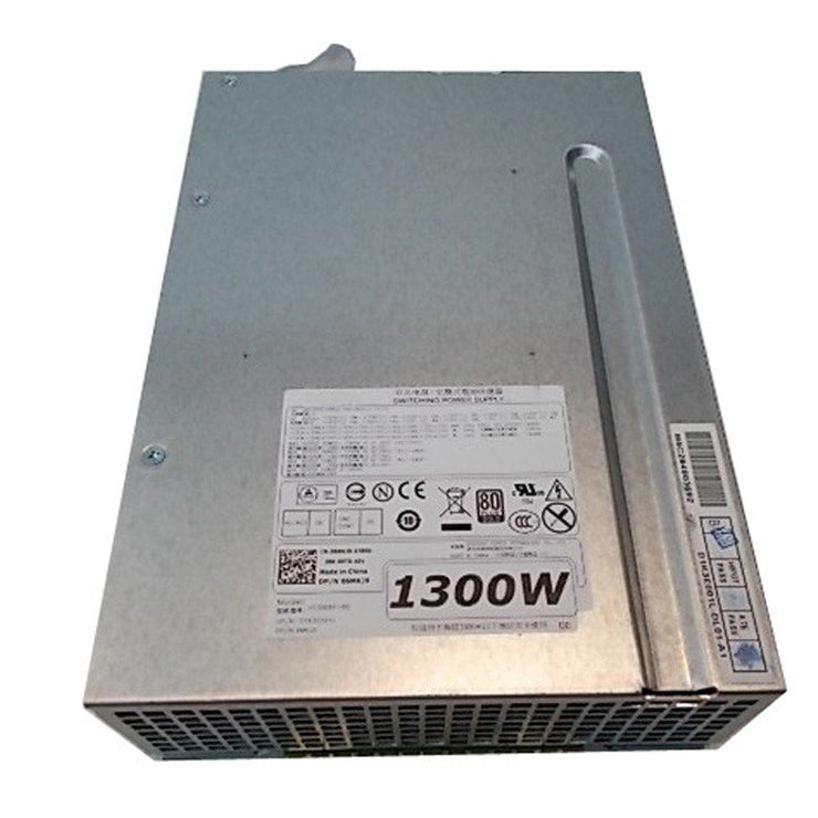 Dell Precision T7600 1300W Power Supply 6MKJ9 06MKJ9 CN-06MKJ9 H1300EF-00 PSU