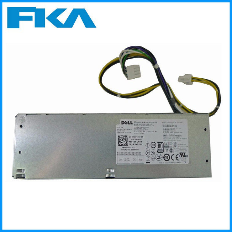 Dell VXKPH 0VXKPH CN-0VXKPH Optiplex 3040 5040 Precision T3420 240W MT Power Supply L240EPM-00