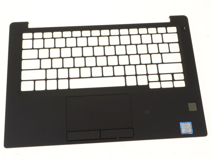 For Dell OEM Latitude 7290 / 7390 Palmrest Touchpad Assembly with Fingerprint Reader - 88CWH