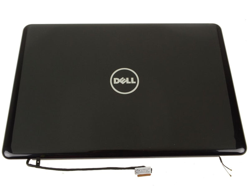 "New Black - Dell OEM Inspiron 15 (5565 / 5567) 15.6"" Touchscreen FHD LCD Display Complete Assembly - 8PNKM"