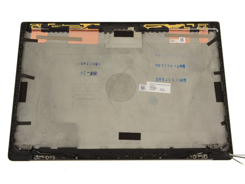 "For Dell OEM Latitude 7290 12.5"" LCD Back Cover Lid Assembly - No TS - 909W0"