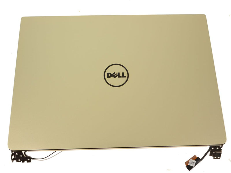 "New Dell OEM Inspiron 14 (7460) FHD LCD Screen Display 14"" Complete Assembly - GOLD - 96KVG"