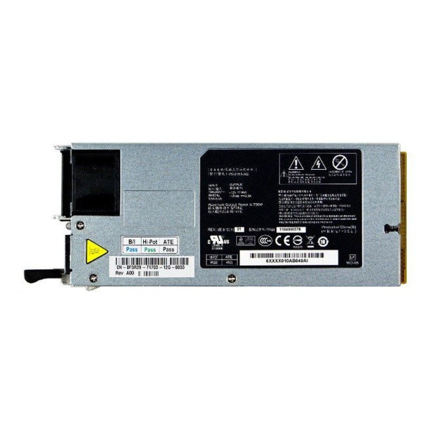 Dell PowerEdge C2100 750Watt Power Supply 0F3R29 PS-2751-5Q