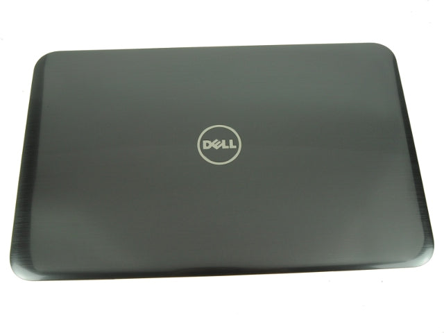 "New Dark Gray - For Dell OEM Inspiron 17R (5720) / 17R (7720) 17.3"" Switchable Lid Cover Insert - 989FW"