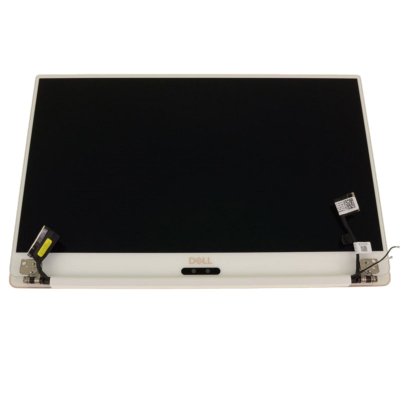 "New Rose - Dell OEM XPS 13 (9370) 13.3"" FHD LCD Display Complete Screen Assembly - NTS - 9WRWD"