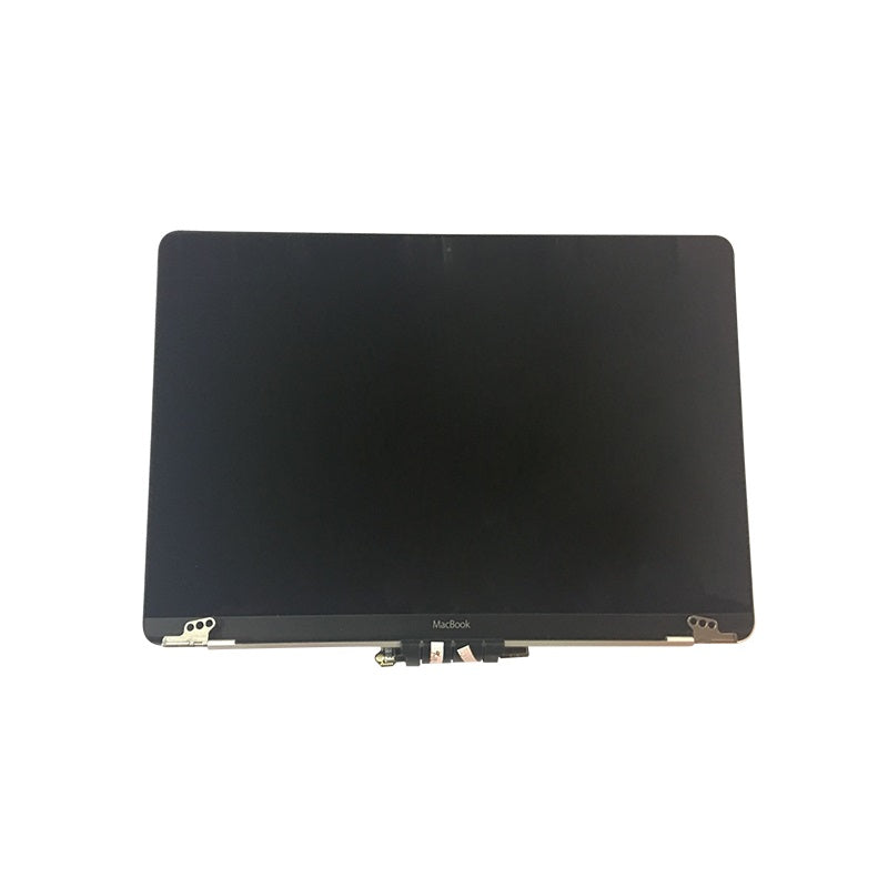 "For Apple Macbook Retina A1534 12"" 2015-2017 Space Gray LCD Screen Full Assembly"