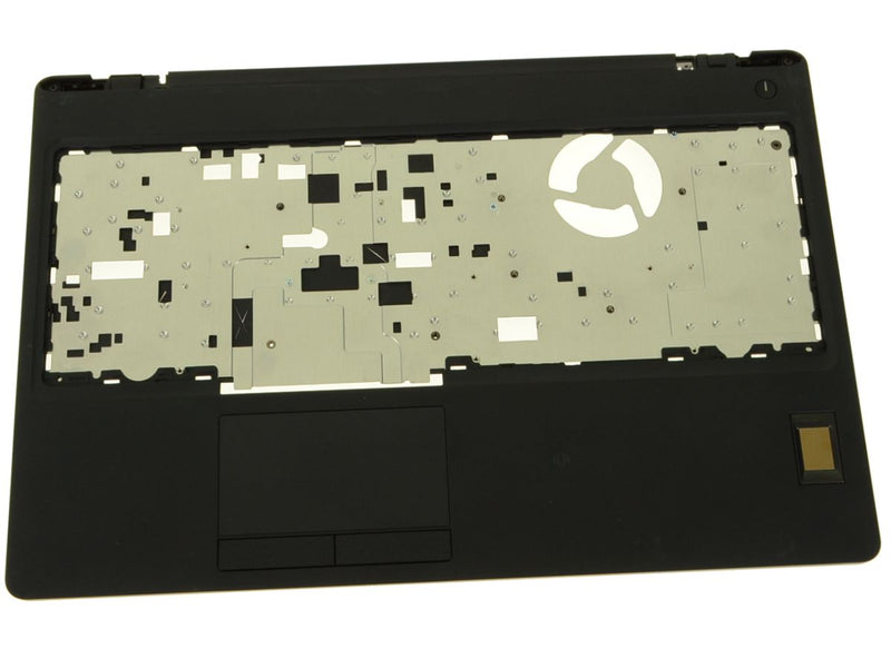 Dell OEM Latitude 5580 / Precision 3520 Palmrest Touchpad Assembly with FIPS Fingerprint Reader - A166U3