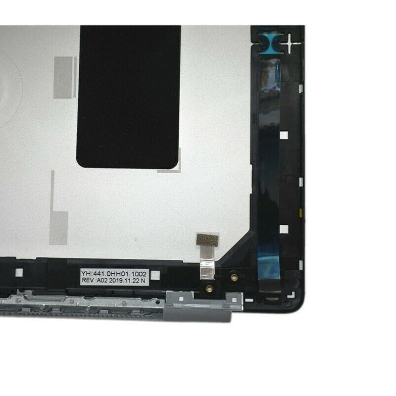 LCD BACK COVER for Dell Inspiron 5000 5490 5498 Silver - C4VGP 0C4VGP CN-0C4VGP