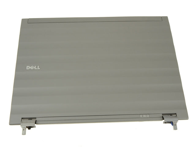 "For Dell OEM Precision M4400 15.4"" LCD Back Top Cover Lid Plastic Assembly w/ Hinges For Single CCFL Backlighting - C967P"