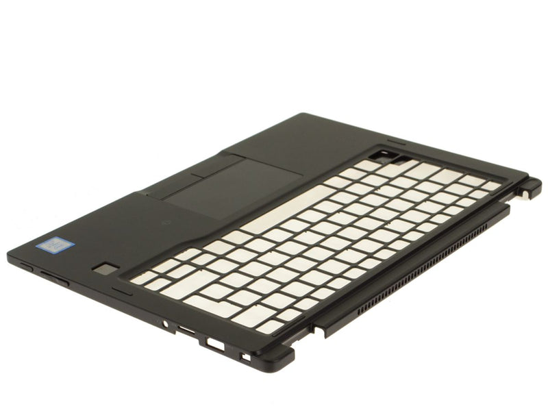 Dell OEM Latitude 5289 / 7389 2-in-1 EMEA Palmrest Touchpad Assembly with Smart Card Reader Fingerprint Reader - EMEA - DVCT8