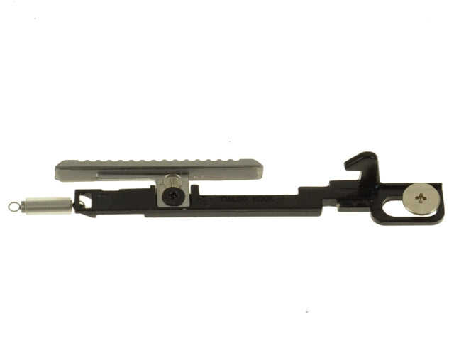 Dell OEM Latitude E6430 LCD Lid Display Latch Hook Assembly with Spring