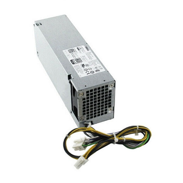 For Dell F3C81 0F3C81 Desktop Optiplex 3040 5040 7040 3650 3656 SFF Power Supply D180ES-00 PSU