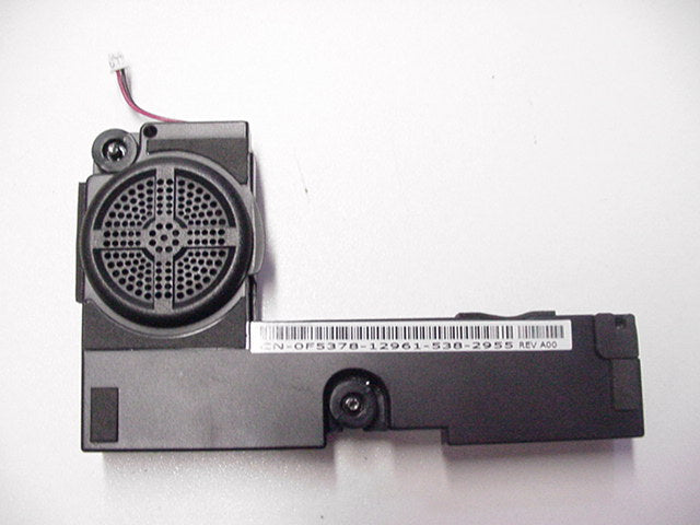 For Dell OEM Inspiron 9200 9300 9400 E1705 / XPS Gen 2 / M1710 / M170 / Precision M90 Subwoofer Speaker Assembly - F5378