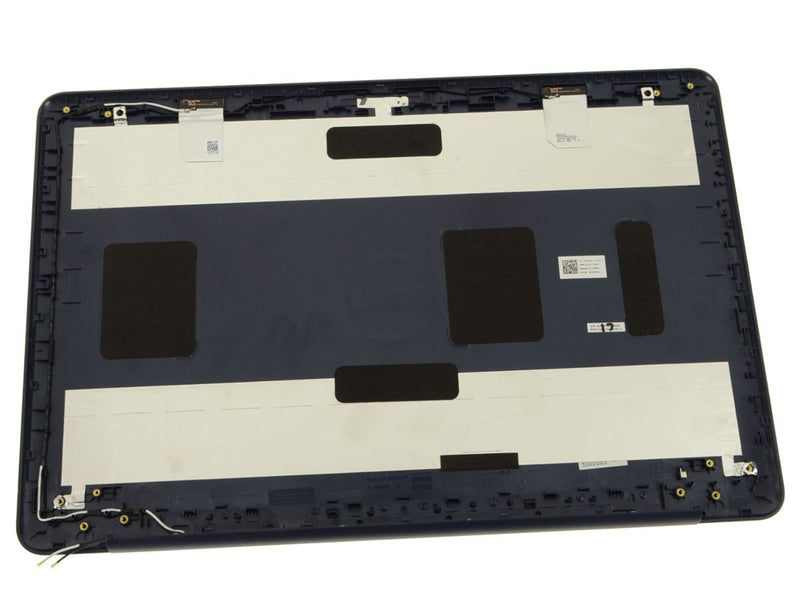 "Dell OEM Inspiron 15 (5567 / 5565) 15.6"" LCD Back Cover Lid Top Assembly - Dark Blue - FV9KC"
