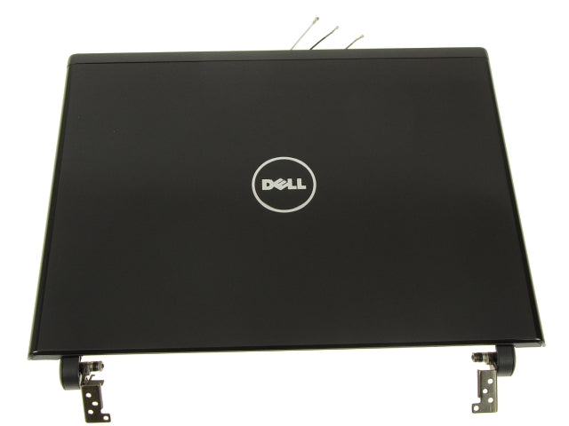"Black - Dell OEM Vostro 1220 12.1"" LCD Back Top Cover Lid Plastic Assembly for LED Backlit LCD Screen - G973P"