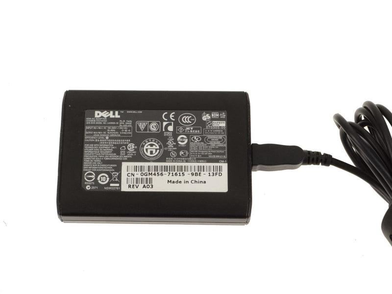 For Dell OEM Latitude XT and XT2 PA-20 45 watt AC/DC Power Adapter - GM456 w/ 1 Year Warranty