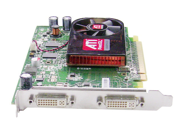 For Dell OEM ATI FireGL V3600 256MB GDDR2 Desktop Video Card - GW587