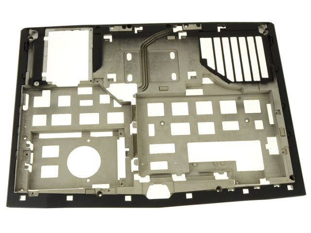 Black - For Dell Alienware M14xR2 Laptop Bottom Base Cover Assembly - GX62J