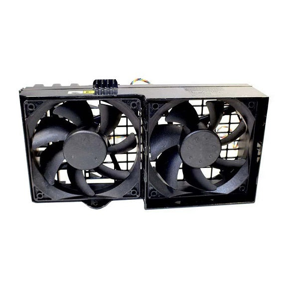 Dell Precision Workstation T3500 T5500 Dual Cooling Fan Assembly HW856 CP232 第 1 个媒体(共 2 个)