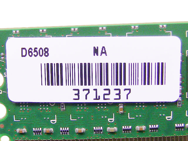 For Dell OEM DDR2 533Mhz 1GB PC2-4200E ECC RAM Memory Stick - HYS72T128020HU-3.7-A w/ 1 Year Warranty