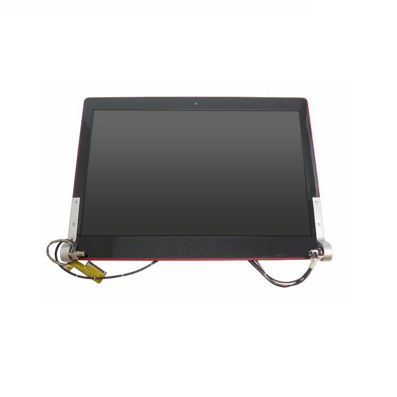"New RED - For Dell Studio XPS 1340 13.3"" LED LCD Screen Panel Assembly - J538G"