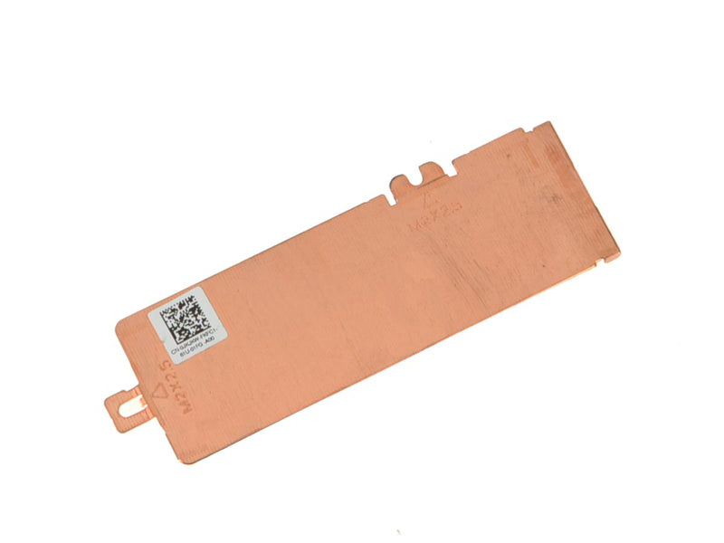 For Dell OEM Latitude 13 (7370) Thermal Support Bracket for M.2 SSD - JKJKW w/ 1 Year Warranty