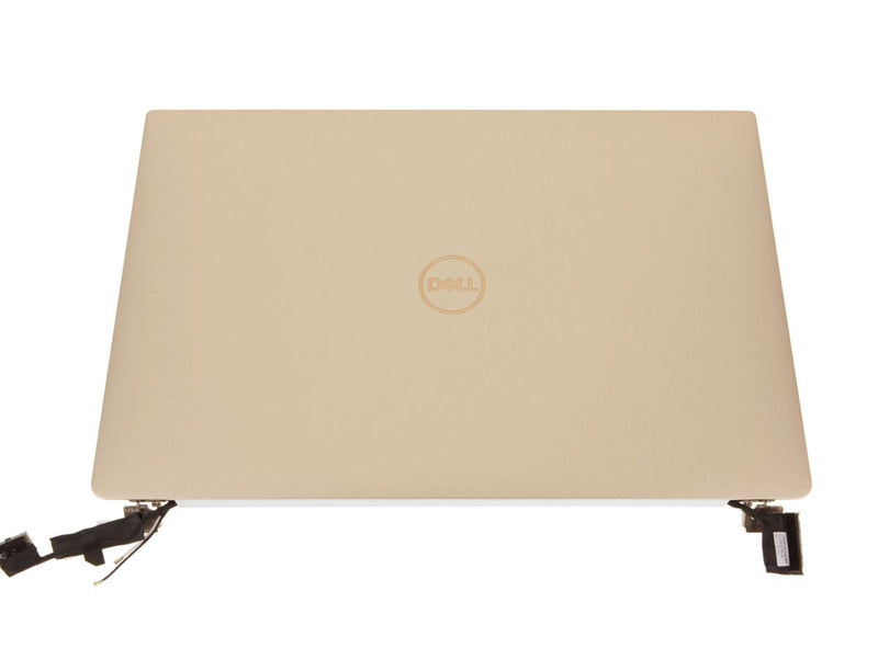 "New Rose Gold - Dell OEM XPS 13 (9380) 13.3"" Touchscreen UHD (4K) LCD Display Complete Assembly - JN0VT"