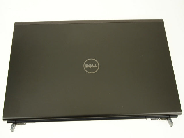 "For Dell OEM Precision M6600 17.3"" LCD Back Cover Lid Assembly with Hinges for TouchScreen LCD- K5W3R"