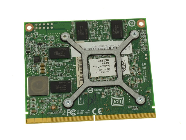 For Dell OEM Alienware M15x Nvidia GT 240M 1GB Video Graphics Card - KCTKH