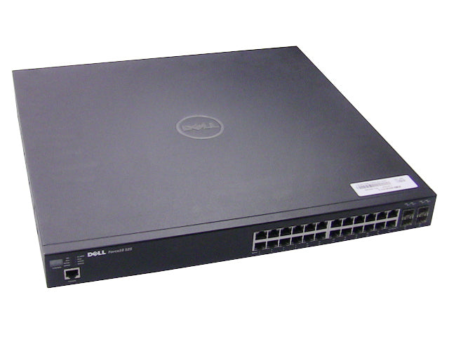 For Dell OEM Force 10 S25N 24 Port Stackable Network Switch - KTKM4 w/ 1 Year Warranty