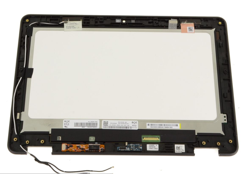 "New Dell OEM Latitude 3190 2-in-1 11.6"" Touchscreen WXGAHD LCD LED Widescreen - Touchscreen - KYV20"
