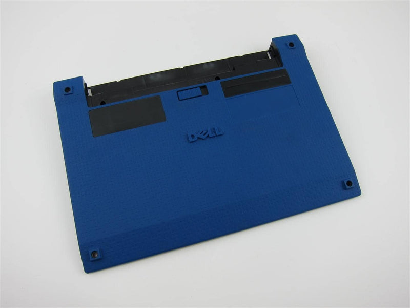 BLUE - For Dell OEM Latitude 2100 / 2110 / 2120 Laptop Bottom Base Cover Assembly - M447R