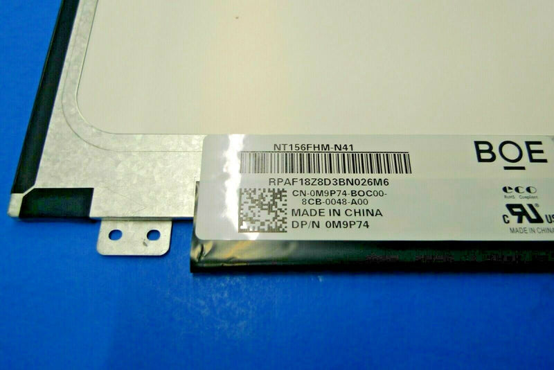 "For Dell OEM G3 3579 / Precision 7530 15.6"" FHD LCD LED Widescreen - Matte - M9P74"