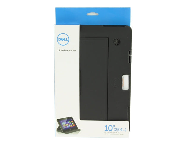 For Dell OEM Latitude 10 Tablet Soft Touch Case - MDP29