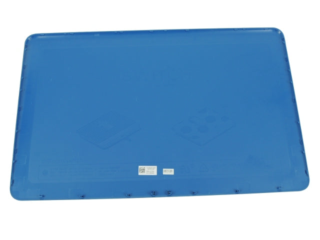 Blue - Dell OEM Inspiron 17R (N7110) Switch by Design Switchable Lid Cover Insert - MGK85