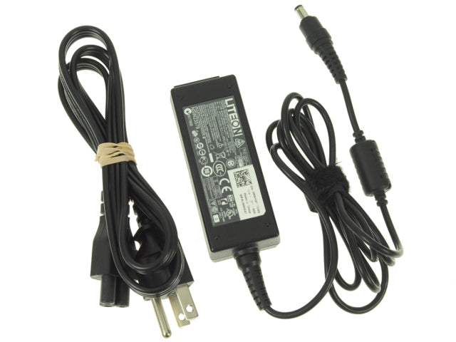 For Dell OEM Inspiron Mini 9 10 10v 12 DUO (1090) / Vostro A90 AC Power Adapter Charger 30 Watt - MNX47