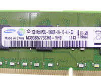 Dell OEM DDR3 1333Mhz 2GB PC3L-10600R ECC RAM Memory Stick - MVPT4 w/ 1 Year Warranty