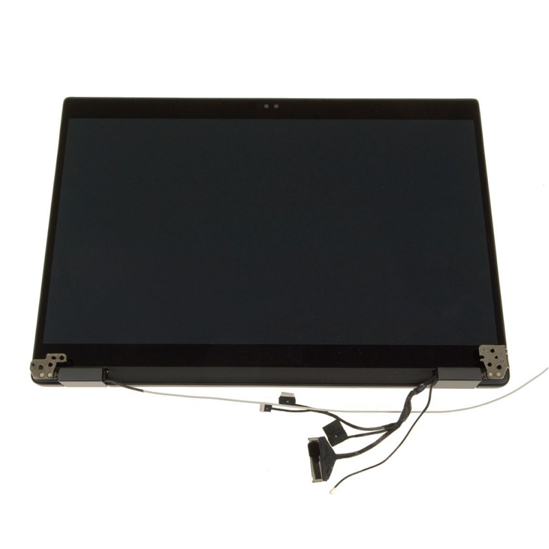 "For Dell OEM Latitude 7390 2-in-1 / 7389 2-in-1 FHD 13.3"" Touchscreen LCD Screen Display Complete Assembly with IR Cam - 2-in-1 - N2D8V"