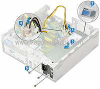 Dell TP18W 0TP18W 260W MT Power Supply for Optiplex 7060